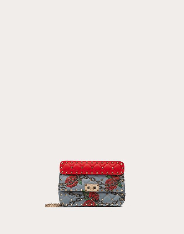 Small Valentino Garavani Undercover Spike.It Chain Bag