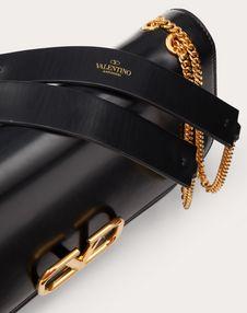 VLOCK Brushed Calfskin Shoulder Bag