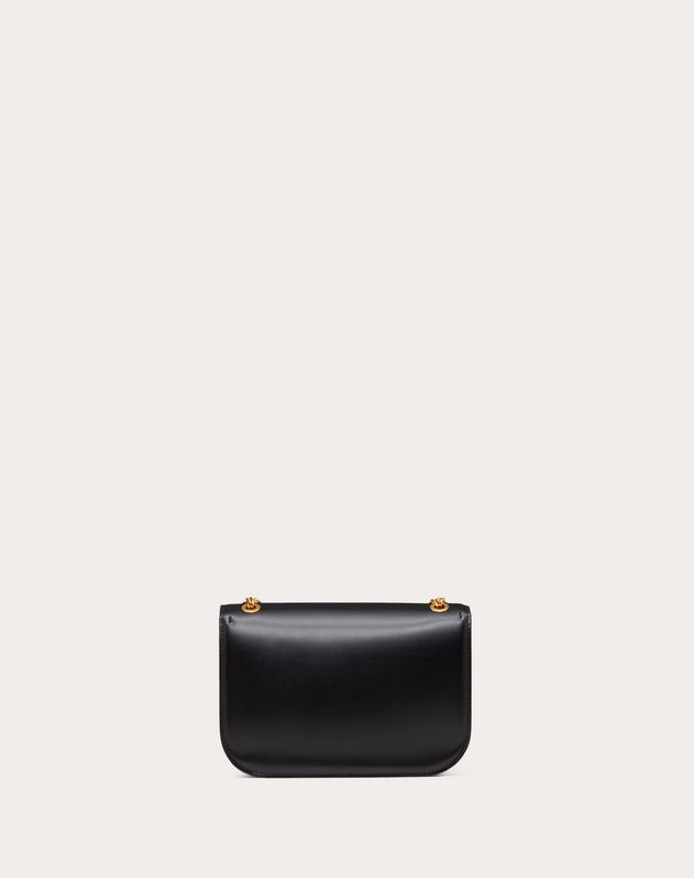 Small VLOCK Brushed Calfskin Shoulder Bag