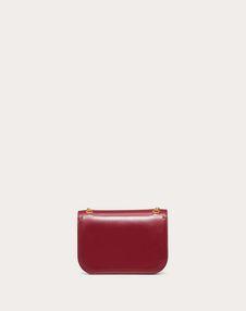 Small VLOCK Brushed Calfskin Shoulder Bag