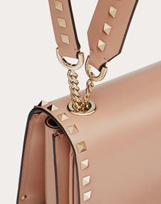Rockstud Smooth Calfskin Crossbody Bag