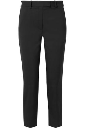 RACIL Wool straight-leg pants