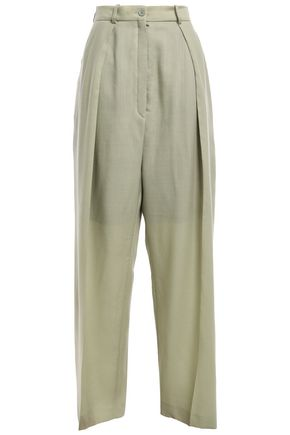 74bf5a57f4 Designer Wide Leg Pants | Sale Up To 70% Off At THE OUTNET