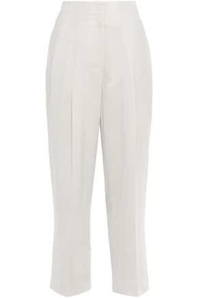 3.1 PHILLIP LIM Cropped crepe straight-leg pants