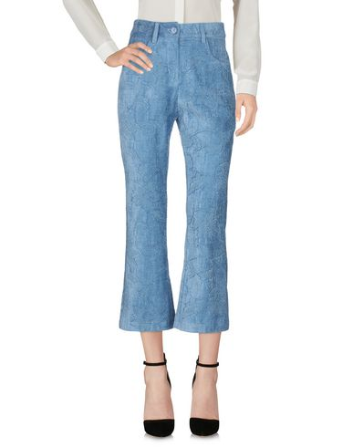 Фото 2 - Повседневные брюки от REVISE небесно-голубого цвета