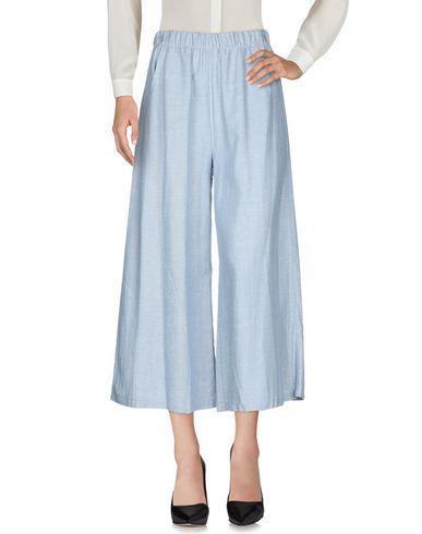 Фото 2 - Повседневные брюки от ERNESTO CHIARI небесно-голубого цвета
