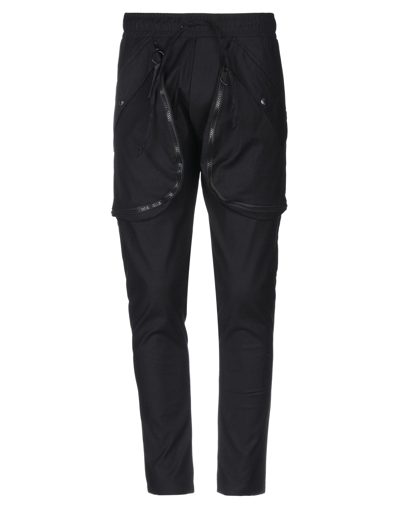BLACK CIRCUS Повседневные брюки black circus футболка