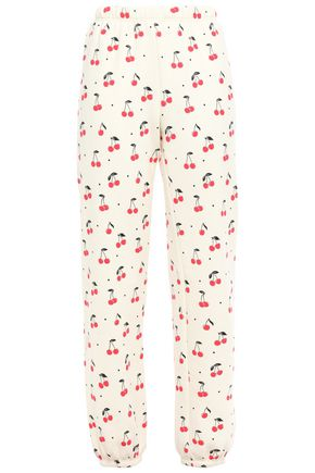 WILDFOX Fleece track pants