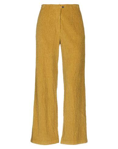 Фото - Повседневные брюки от POMANDÈRE цвет охра