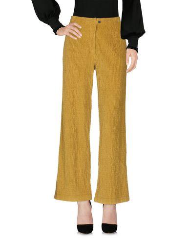 Фото 2 - Повседневные брюки от POMANDÈRE цвет охра