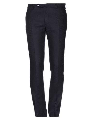 Фото - Повседневные брюки от TAGLIATORE темно-синего цвета