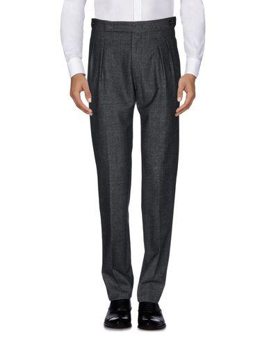 Фото 2 - Повседневные брюки от TAGLIATORE цвет стальной серый