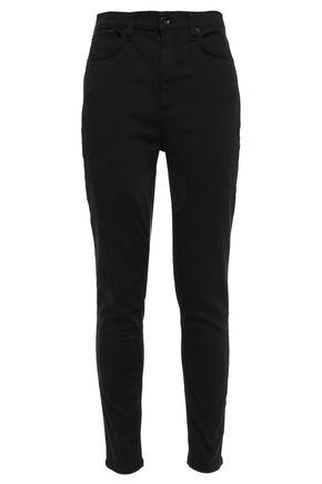 RAG & BONE Cotton-blend sateen skinny pants