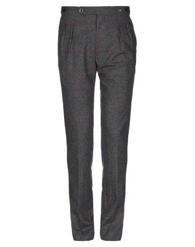 Фото - Повседневные брюки от TAGLIATORE свинцово-серого цвета