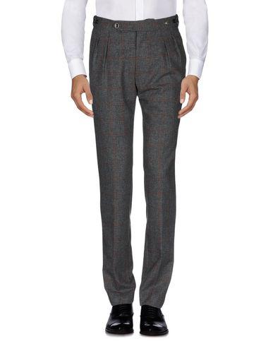Фото 2 - Повседневные брюки от TAGLIATORE свинцово-серого цвета