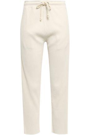RAG & BONE 3D ribbed cotton track pants