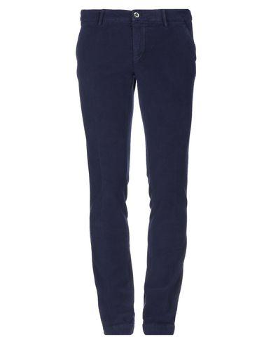 Фото - Повседневные брюки от POWELL темно-синего цвета