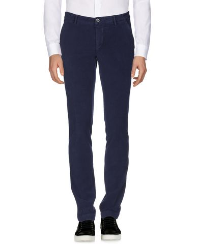 Фото 2 - Повседневные брюки от POWELL темно-синего цвета