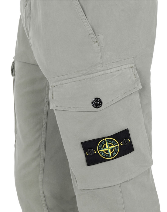 13373151iu - PANTS - 5 POCKETS STONE ISLAND
