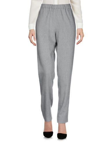 Фото 2 - Повседневные брюки от BLUE LES COPAINS серого цвета