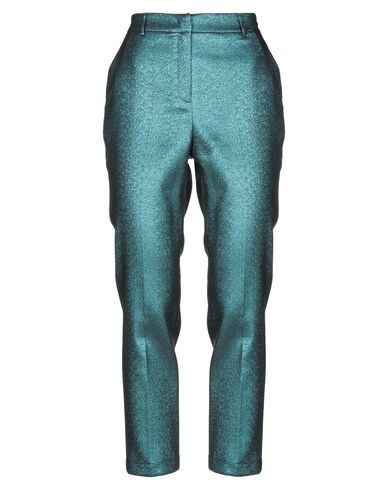 Фото - Повседневные брюки от HH COUTURE бирюзового цвета