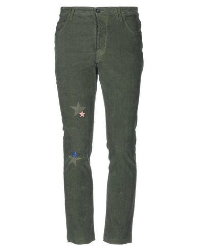 Фото - Повседневные брюки от THE EDITOR темно-зеленого цвета