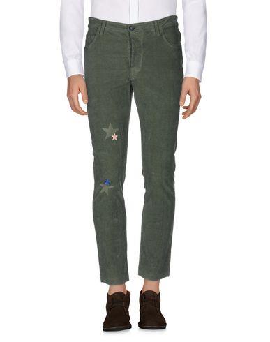 Фото 2 - Повседневные брюки от THE EDITOR темно-зеленого цвета