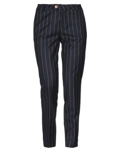 Фото - Повседневные брюки от BONHEUR темно-синего цвета