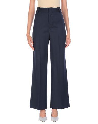 Купить Повседневные брюки от ISABEL MARANT ÉTOILE темно-синего цвета