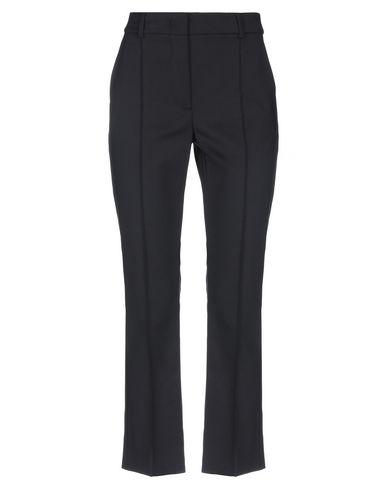 Фото - Повседневные брюки от SPORTMAX черного цвета