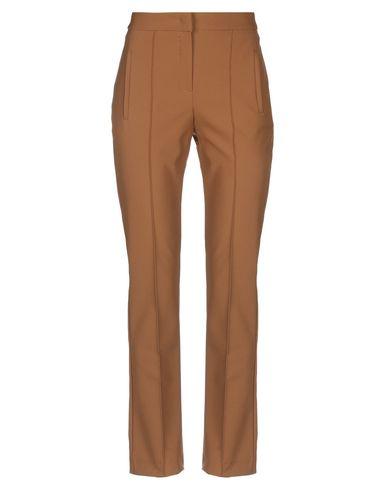 Фото - Повседневные брюки от GRETHA Milano коричневого цвета