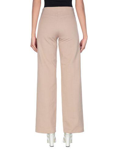 Фото 2 - Повседневные брюки от COLLECTION PRIVĒE? цвет песочный