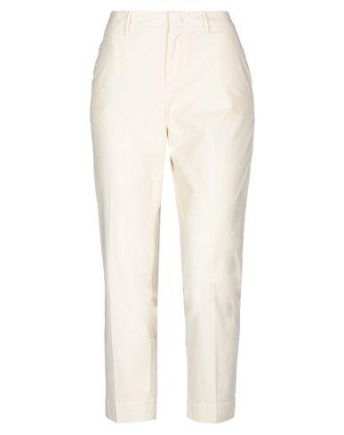 Фото - Повседневные брюки от PT01 цвет слоновая кость