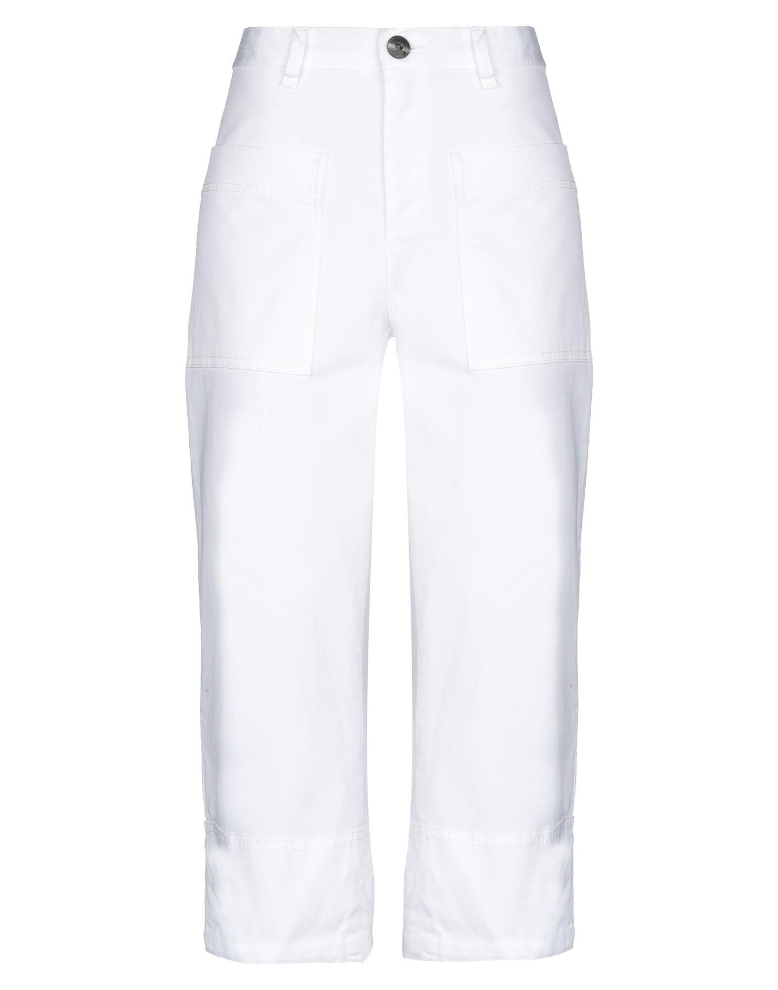 LORENA ANTONIAZZI Брюки-капри lorena antoniazzi белые хлопковые брюки