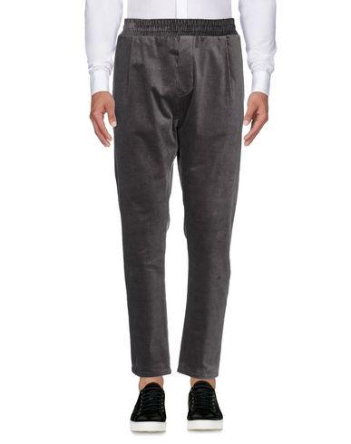 Фото 2 - Повседневные брюки от LOW BRAND свинцово-серого цвета