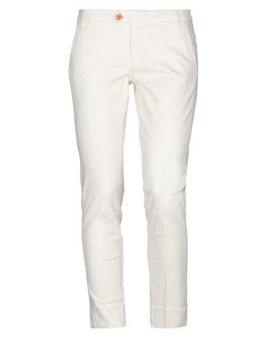 Фото - Повседневные брюки от BONHEUR цвет слоновая кость