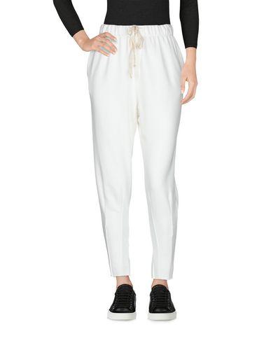 Фото 2 - Повседневные брюки от SIBEL SARAL белого цвета
