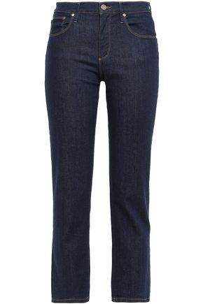 ROBERTO CAVALLI Mid-rise kick-flared jeans