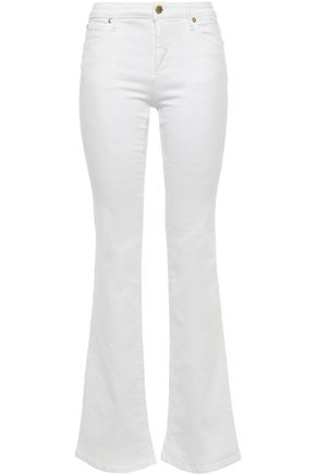 ROBERTO CAVALLI High-rise flared jeans