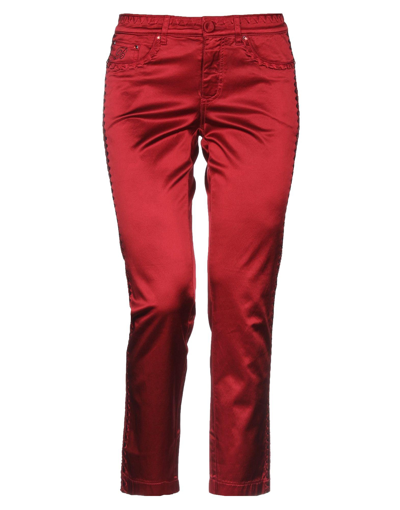BLUMARINE JEANS Повседневные брюки цены онлайн