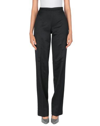 Фото - Повседневные брюки от PT01 черного цвета