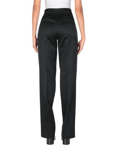 Фото 2 - Повседневные брюки от PT01 черного цвета