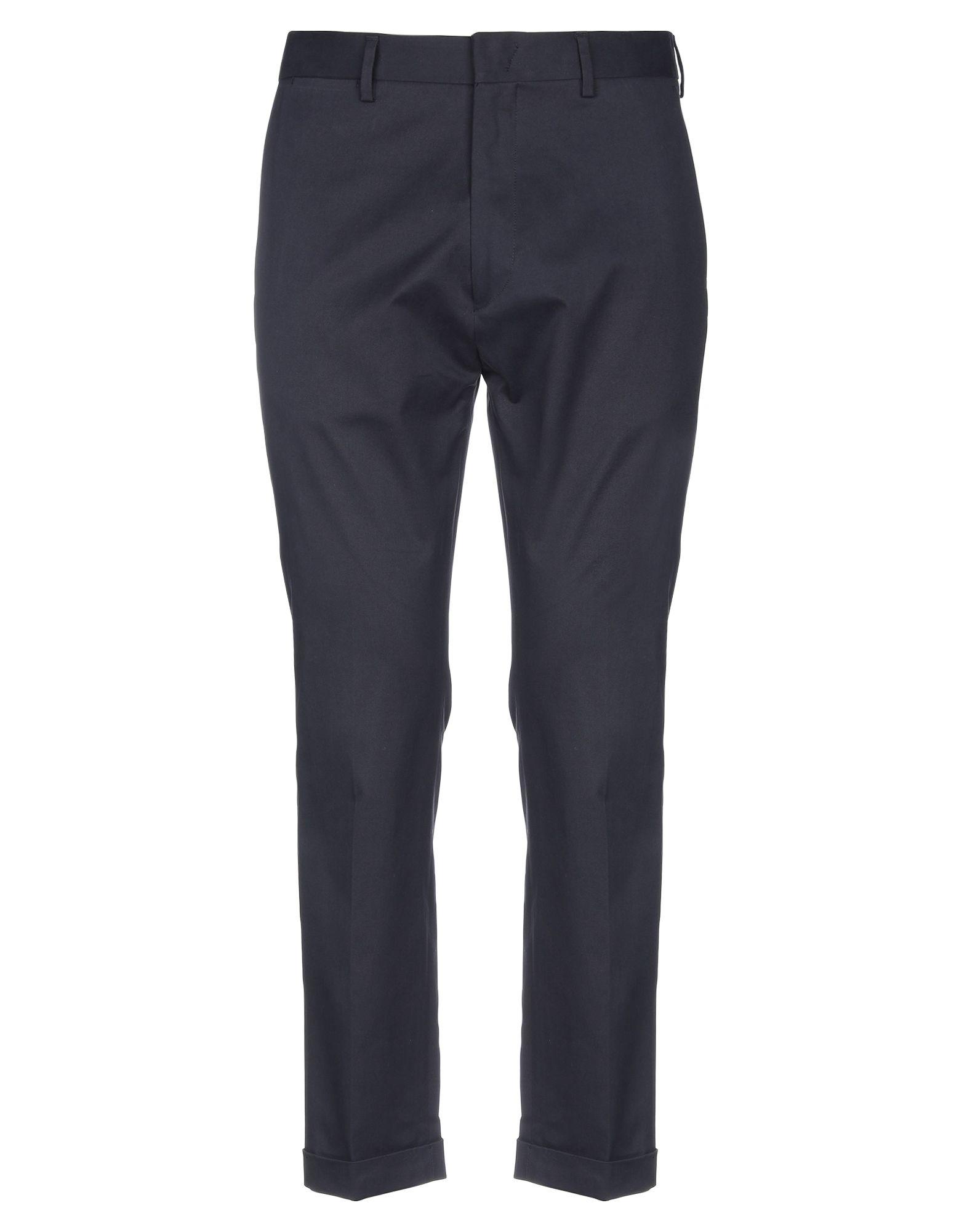 《セール開催中》BE ABLE メンズ パンツ ダークブルー 30 コットン 100%