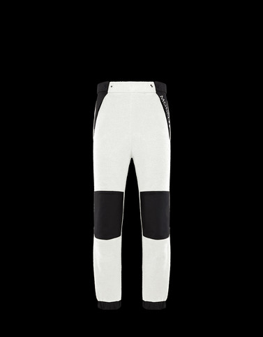 CASUAL TROUSER Ivory Category Casual trousers Man