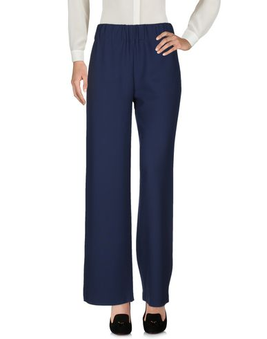 Фото 2 - Повседневные брюки от MOMONÍ темно-синего цвета