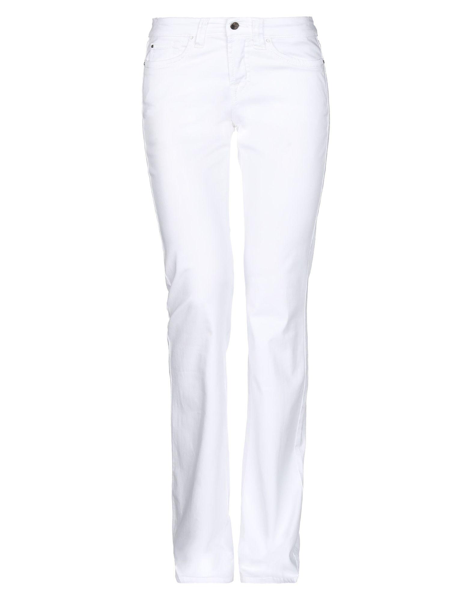 《期間限定セール開催中!》S.O.S. by ORZA STUDIO レディース パンツ ホワイト 27 コットン 97% / ポリウレタン? 3%