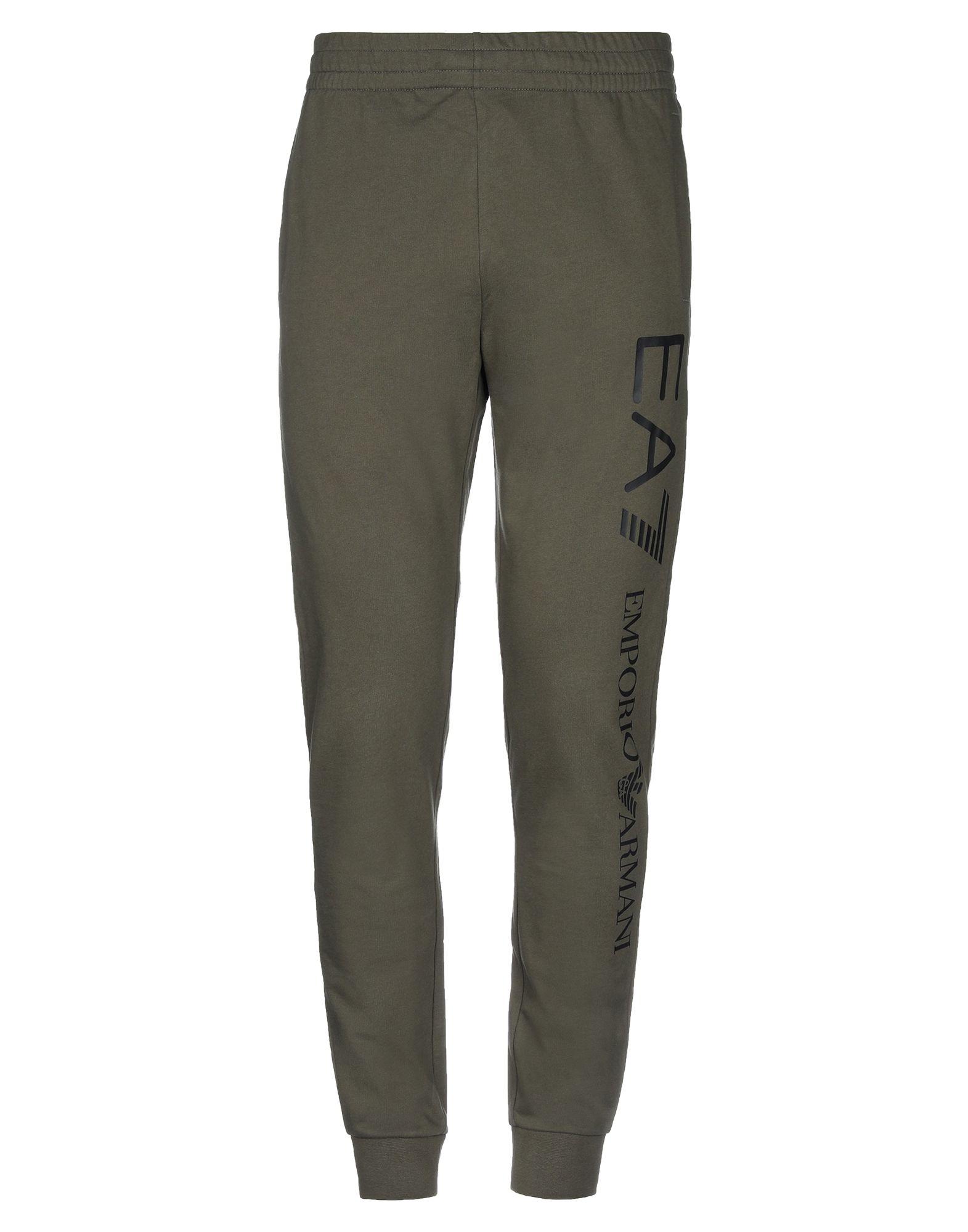 цены на EA7 Повседневные брюки  в интернет-магазинах
