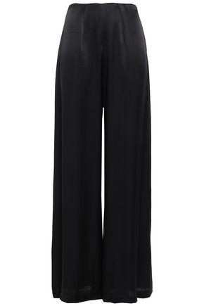 LES HÉROÏNES by VANESSA COCCHIARO Crepe wide-leg pants