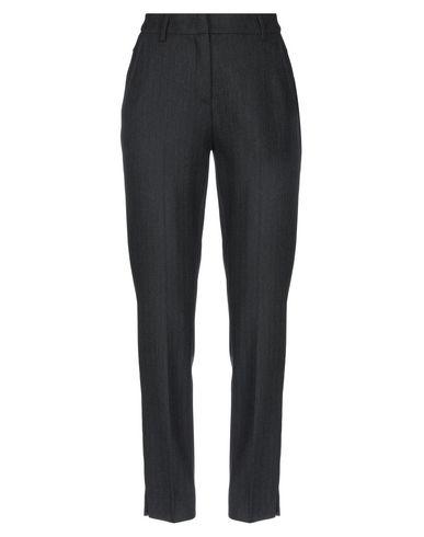 Фото - Повседневные брюки от AGO E FILO черного цвета