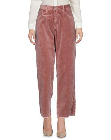 Фото 2 - Повседневные брюки от MASSIMO ALBA светло-коричневого цвета